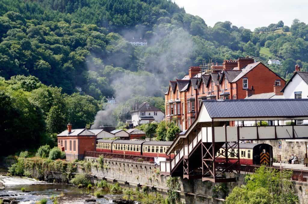 imagen mejores lugares que visitar en Gales llangollen 844748 1280 1