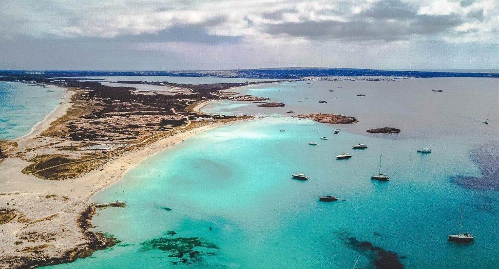 La isla de Formentera se convierte en el primer punto de España libre de COVID-19