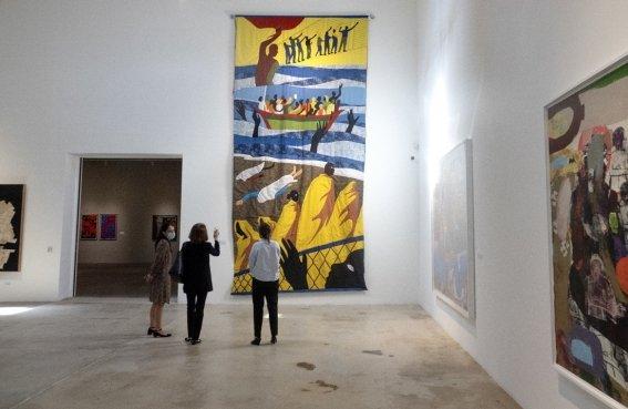 Estados Unidos: este año la feria de arte del mes de Diciembre en Miami se realiza pero de forma diferente