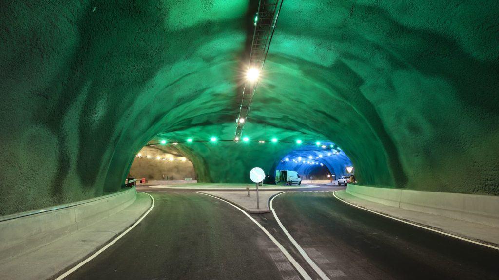"""Las Islas Feroe tendrá un nuevo e imperdible túnel para conectar islas distinguido como """"la primera rotonda submarina en el océano Atlántico"""""""