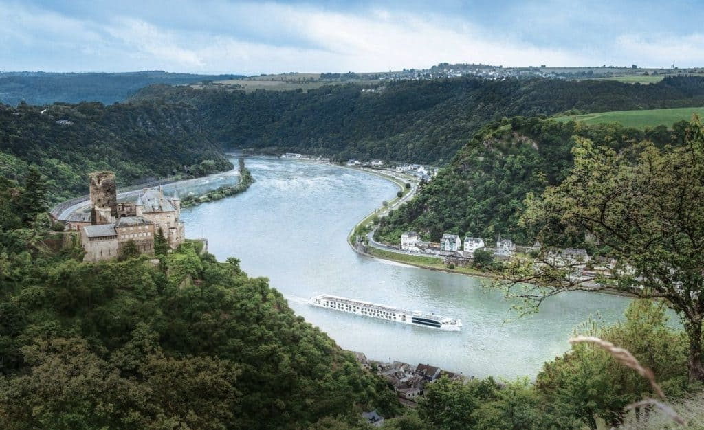 Una compañía de cruceros fluviales de lujo ofrece una expedición para disfrutar la Navidad en julio a lo largo del río Danubio