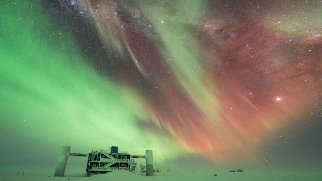 fotografías de auroras boreales BENJAMIN EBERHARDT