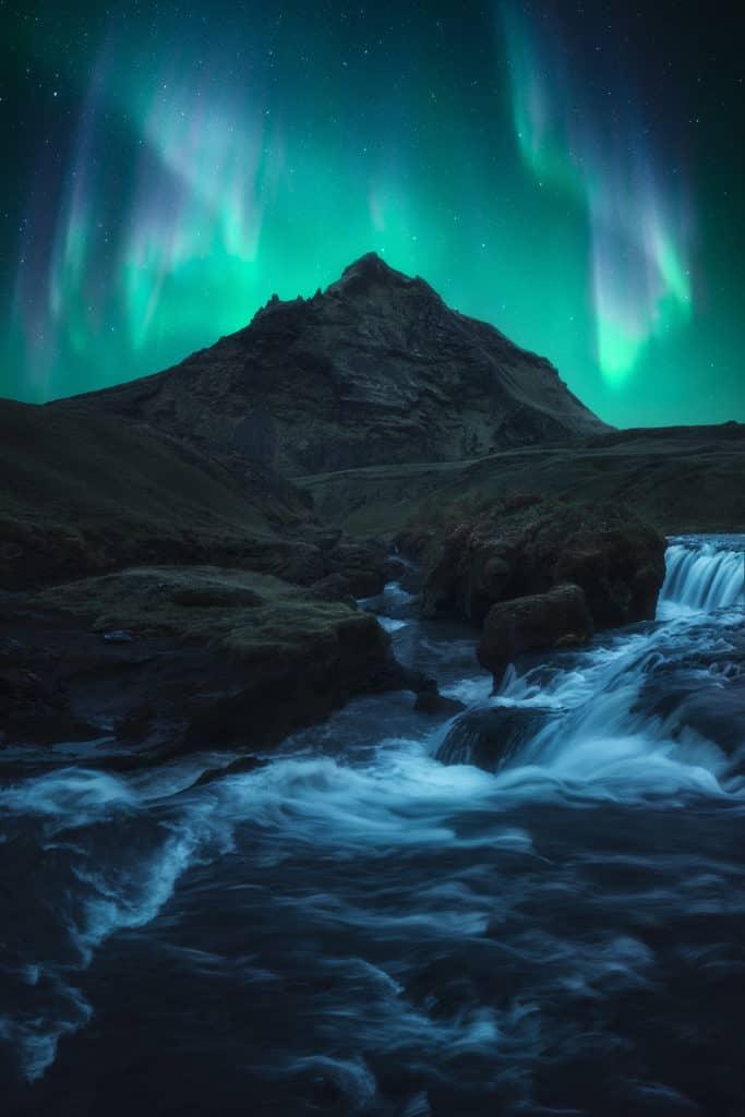 fotografías de auroras boreales JOAQUIN MARCO