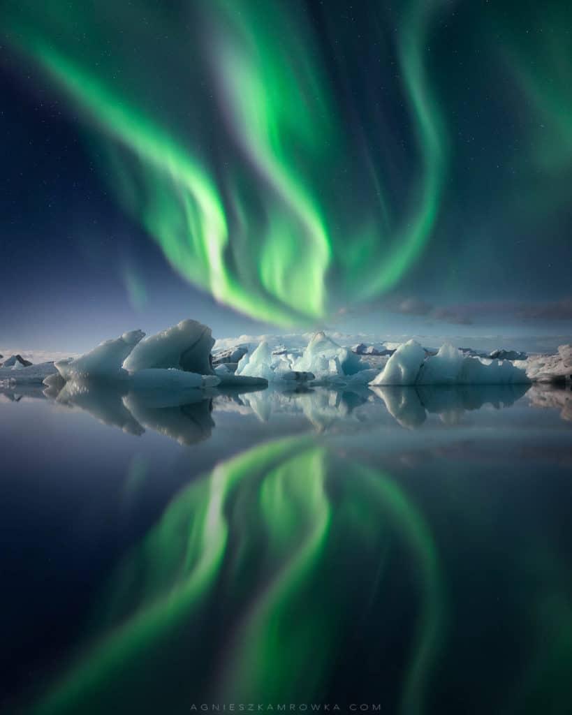 """Estas son las 25 mejores fotografías de auroras boreales del 2020, según el concurso """"Northern Lights photographer of the year"""""""