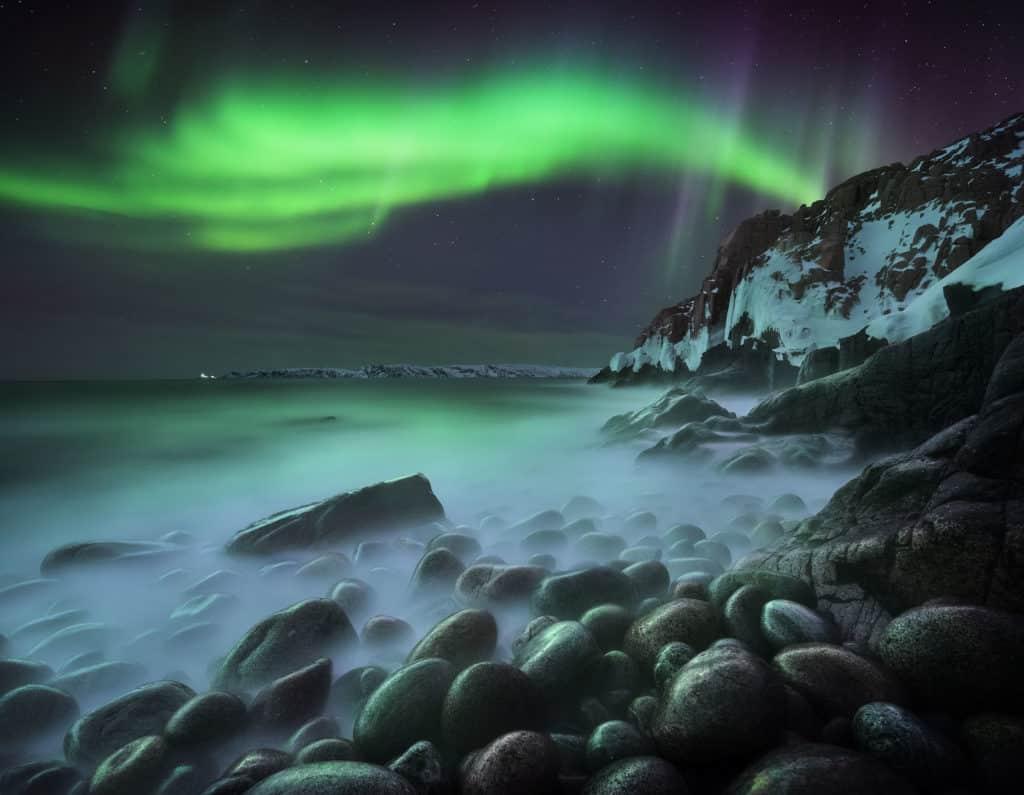 fotografías de auroras boreales SERGEY KOROLEV