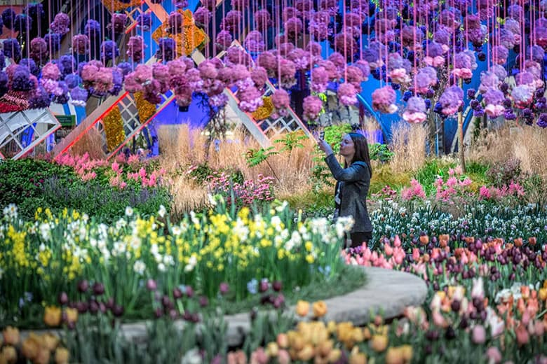 Exposición de Flores de Filadelfia