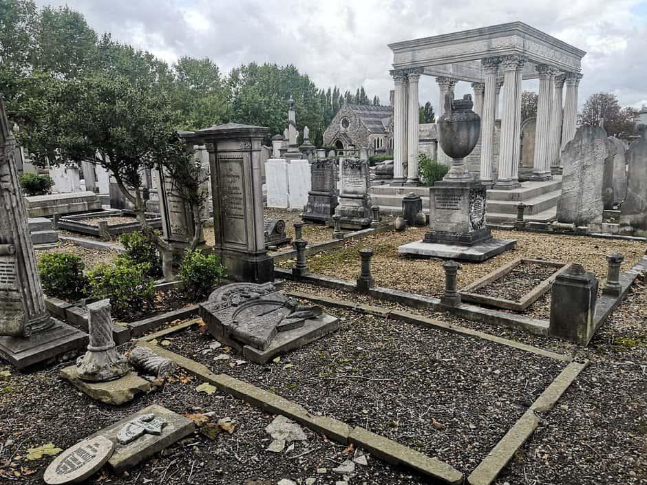 cementerio judío de Willesden
