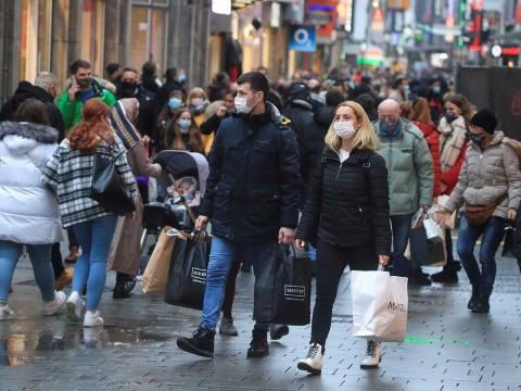 Alemania Endurece Las Restricciones Para Intentar Frenar La Cantidad De Contagios De Covid-19