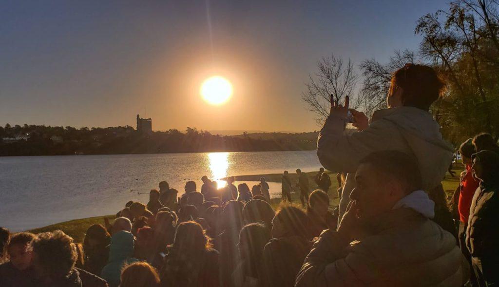 Llega &Quot;Aurora Del Eclipse&Quot;, Un Festival De Música Arte Y Conciencia Promovido Por Mendoza, Buenos Aires, Córdoba Y Río Negro Para Disfrutar Del Eclipse Solar