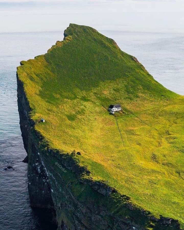 imagen archipiélago de Vestmannaeyjar Sueno o pesadilla Asi es la casa mas alejada y remota del mundo situada en Islandia 2