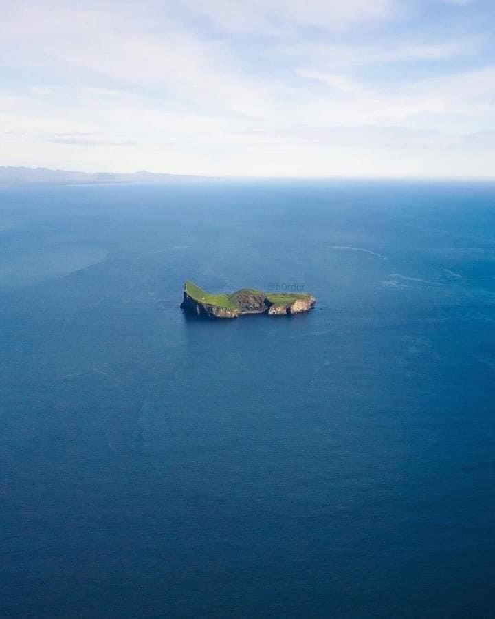 ¿Sueño o pesadilla? Así es la casa más alejada y remota del mundo, situada en el archipiélago de Vestmannaeyjar en Islandia