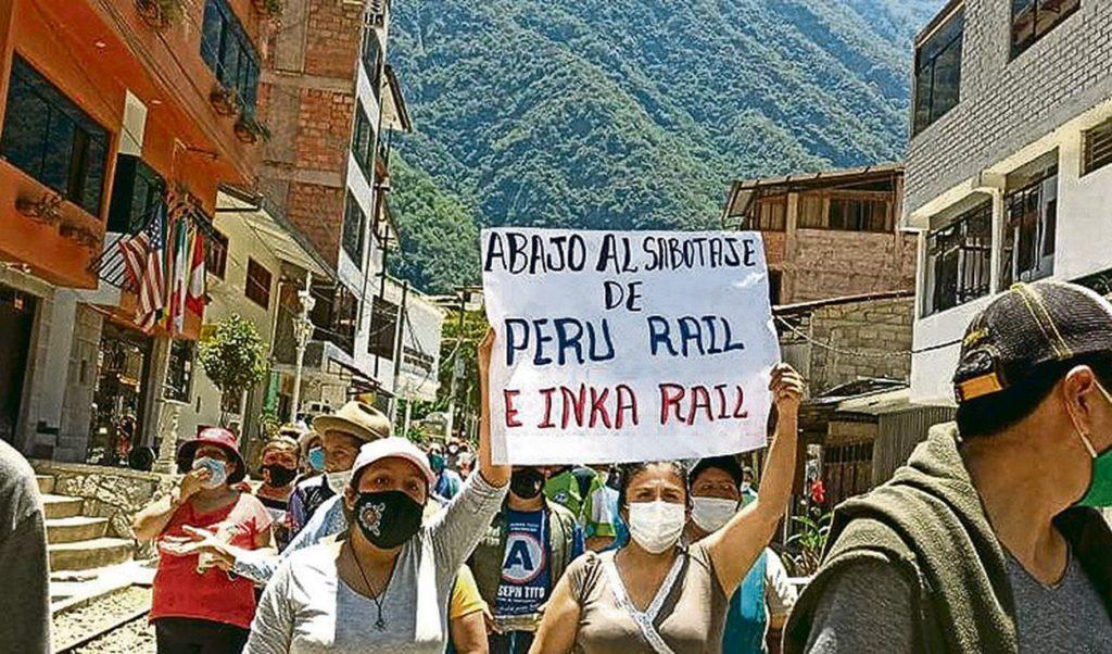 Imagen Acceso A Machu Picchu Acceso Machu Picchu