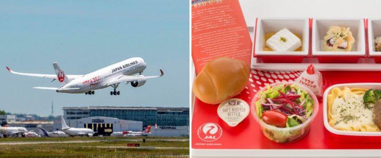 Japón: una aerolínea ofrece a los pasajeros la opción de saltearse comidas como parte de su compromiso para ser más sustentable