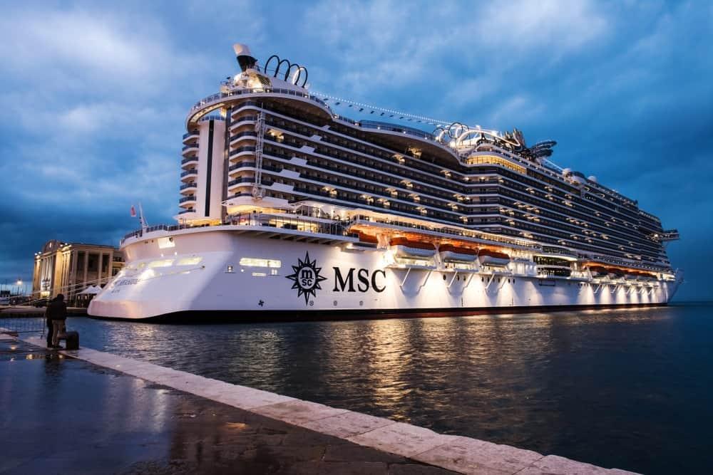 La Compañía De Cruceros Msc Asume El Compromiso De Dejar De Utilizar Plásticos De Un Solo Uso Para Finales De 2021