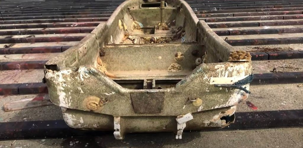 bote pesquero