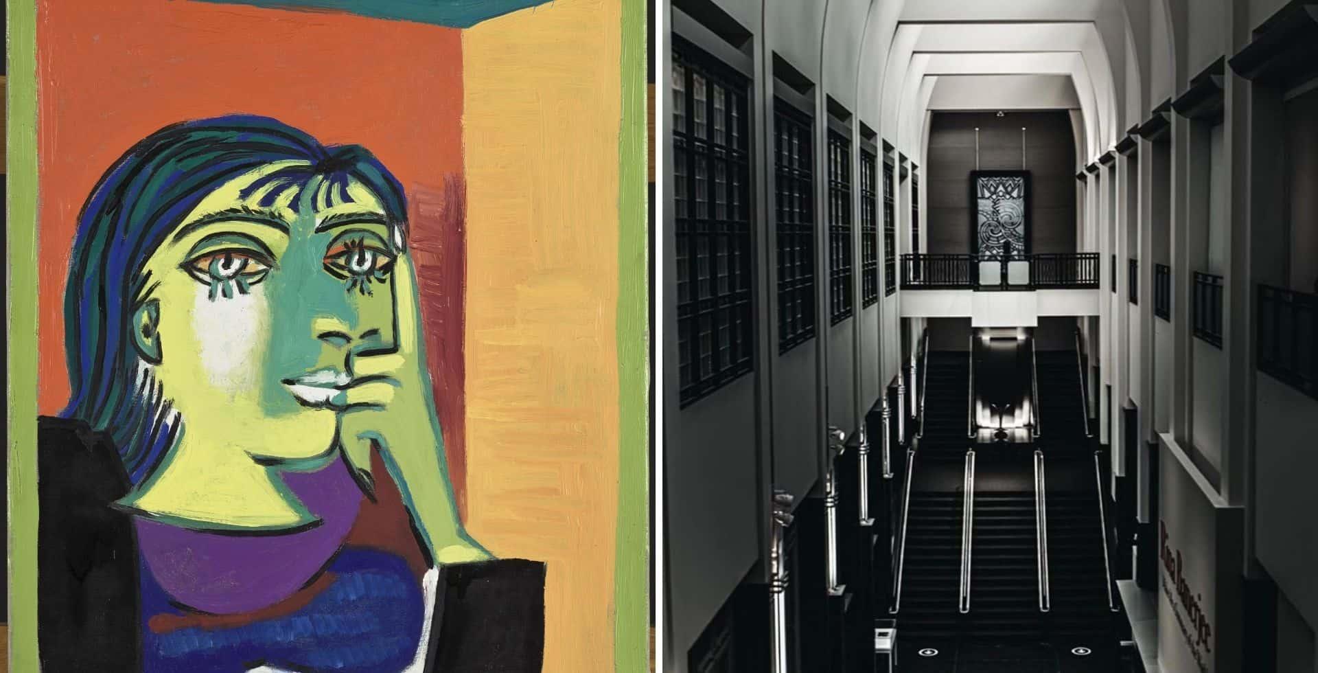 Una muestra del arte de Pablo Picasso se podrá ver en Estados Unidos a partir de 2021