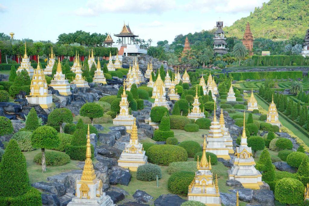imagen jardines más bonitos del mundo nong nooch tropical garden 2822705 1920 1