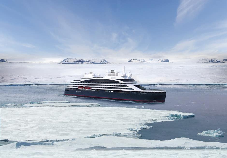 Lanzan Una Experiencia De Lujo Para Disfrutar El Eclipse Solar Del 4 De Diciembre De 2021 Desde La Antártida A Bordo De Un Crucero