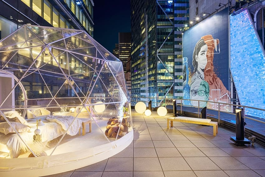 Airbnb Ofrece La Chance De Pasar La Noche De Año Nuevo En Times Square Y Con Mariah Carey Como Anfitriona