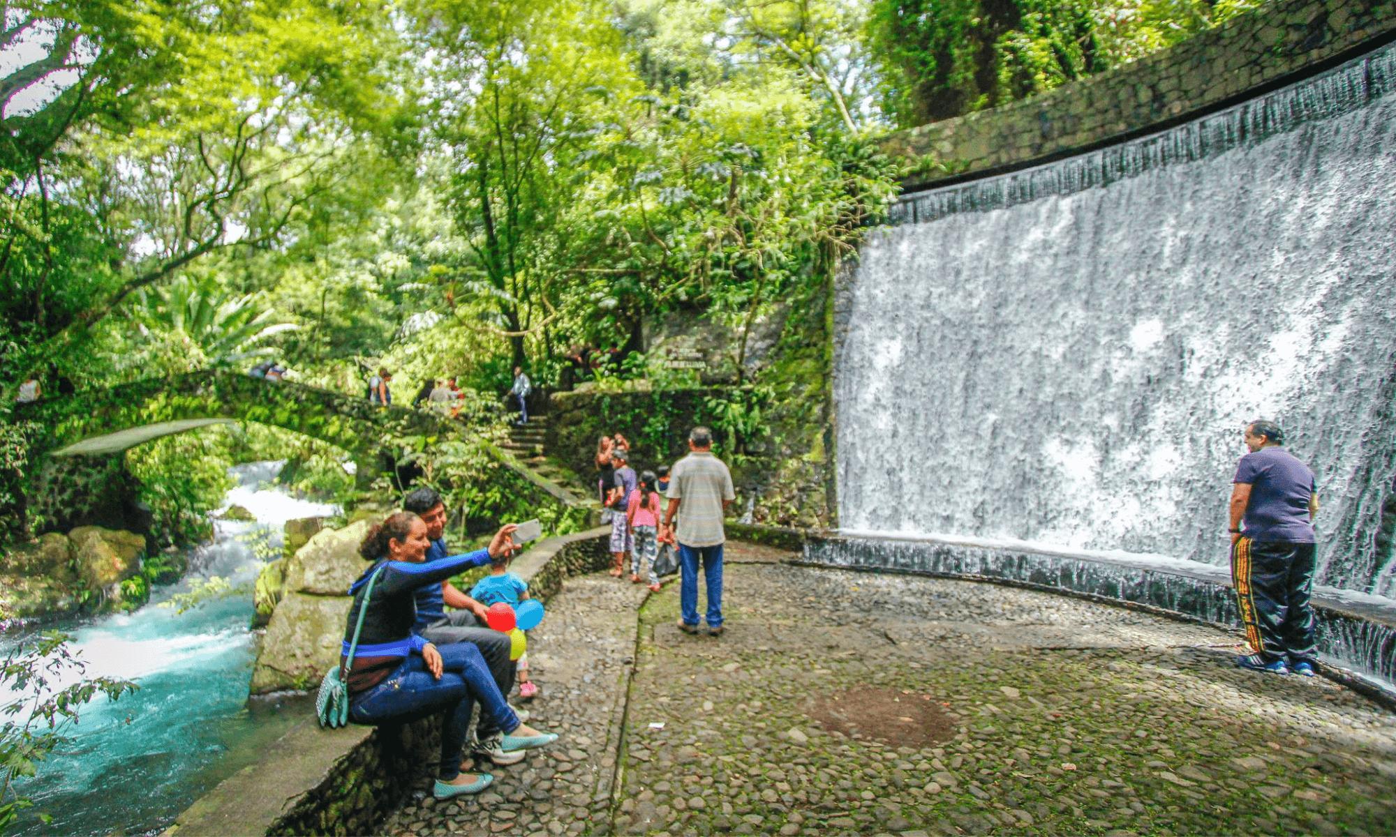 Cómo es por dentro el Parque Nacional de Uruapan, una de las áreas nacionales protegidas más pequeñas de México 1