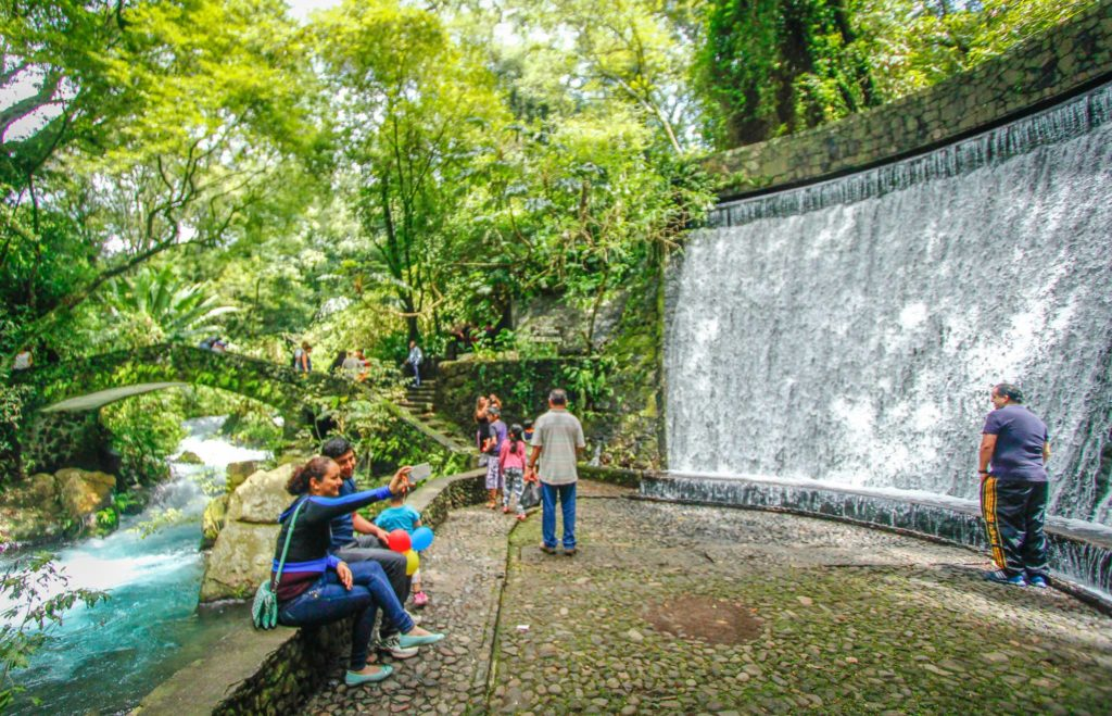 Imagen Cómo Llegar Al Parque Nacional De Uruapan Parque Nacional Uruapan