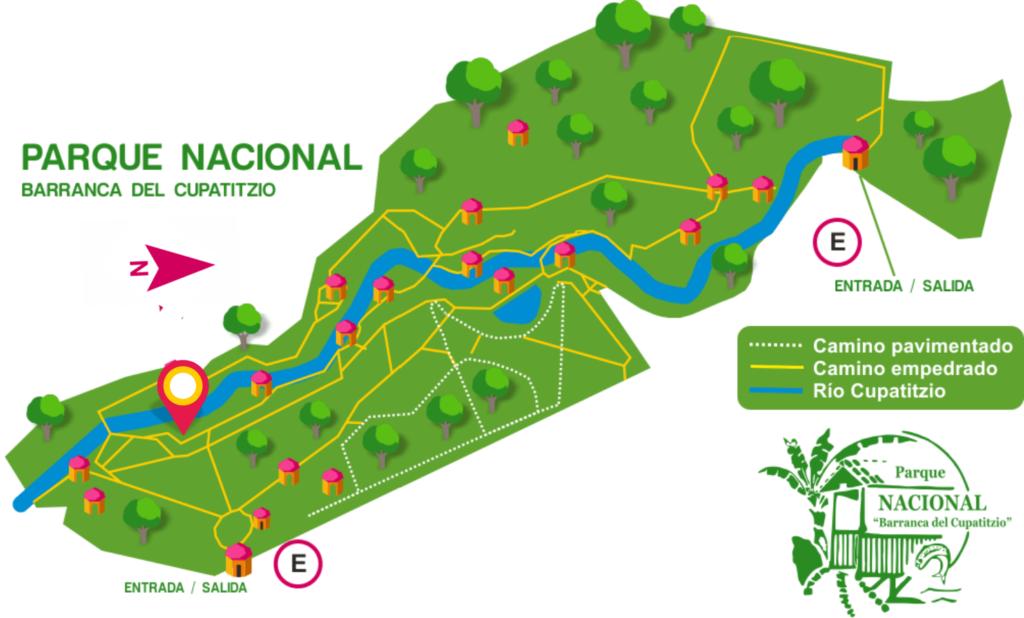 Parque Nacional de Uruapan parque nacional uruapan