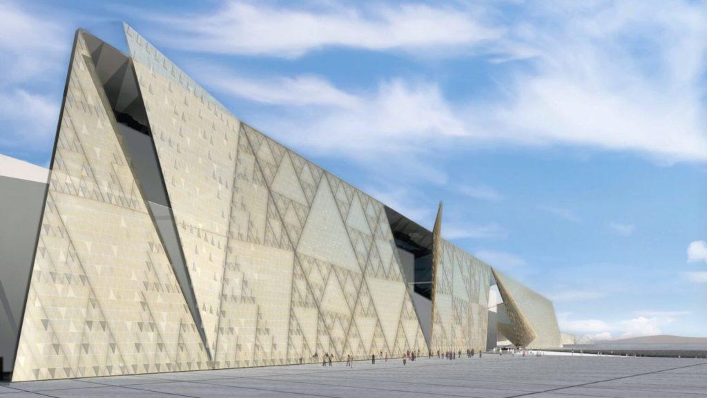 Egipto: Finalmente el museo de Giza abrirá sus puertas en octubre de 2021