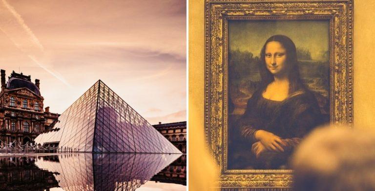 Un postor pagó casi 100 mil euros al Museo Louvre por la experiencia de ver la obra 'Mona Lisa' cara a cara
