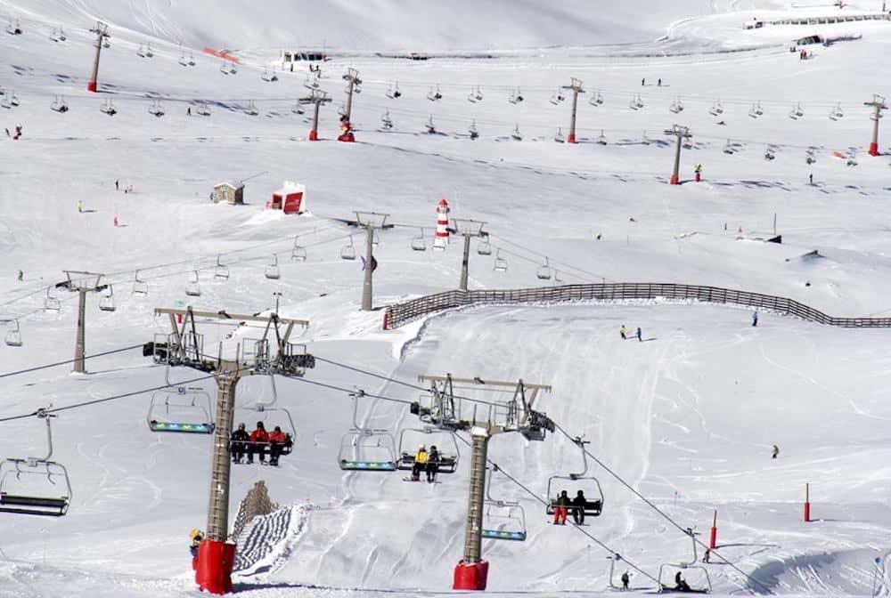 estación de esquí de Sierra Nevada Sierra nevada inicio temporada 18 2