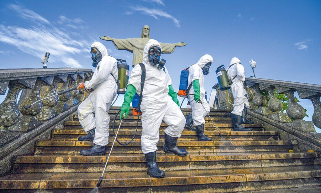 Brasil exigirá un test de COVID-19 con resultado negativo para las personas que quieran ingresar al país