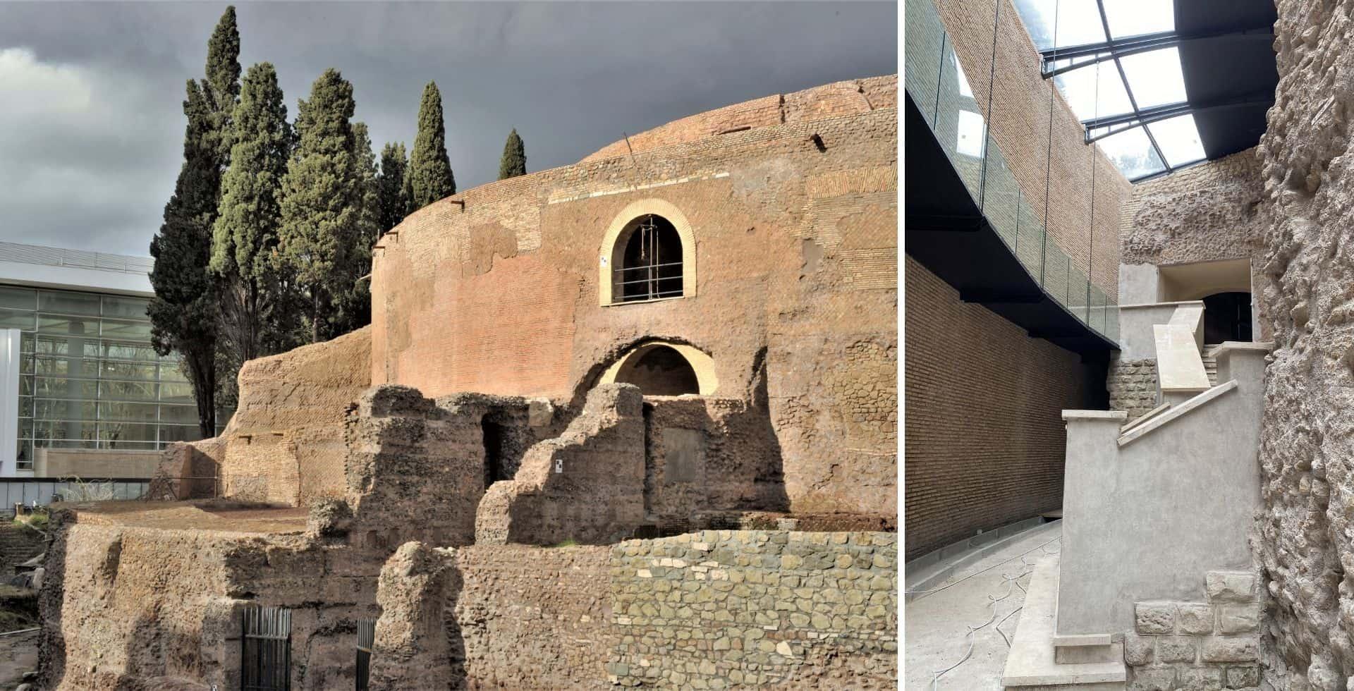 Finalizó la restauración del mausoleo del primer emperador romano y abrirá sus puertas al público en 2021