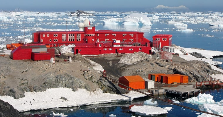 Se registraron los primeros casos positivos de COVID-19 en la Antártida