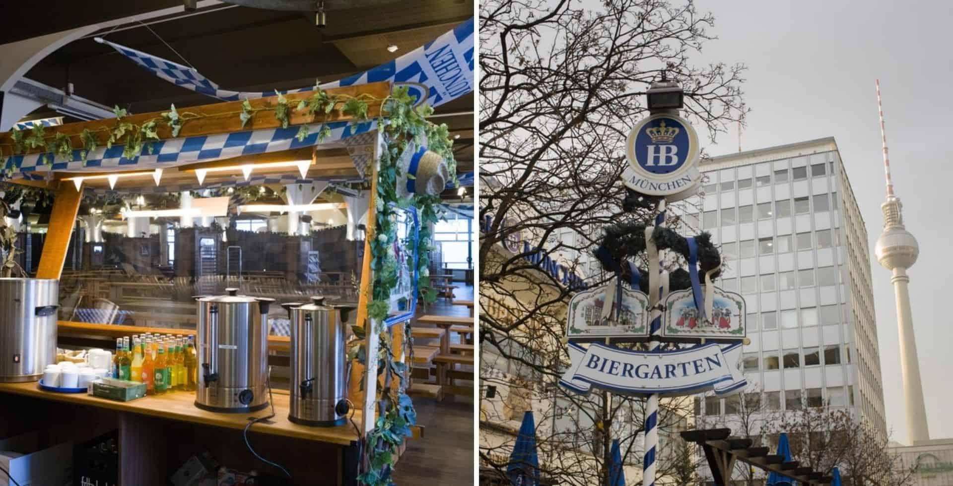 El restaurante más grande Berlín abrió sus puertas para refugiar a personas que viven en las calles
