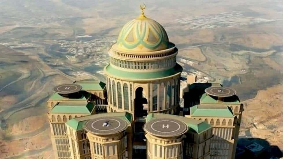 Abraj Kudai Abraj Kudai en imagenes este es el hotel mas grande del mundo que querras conocer ni bien puedas 2