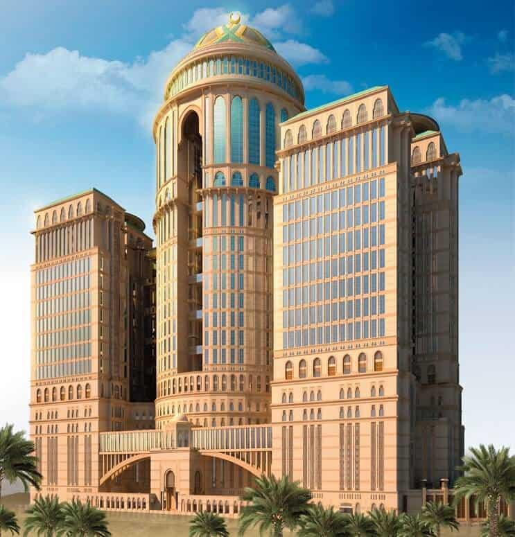 Abraj Kudai hotel mas grande del mundo 1