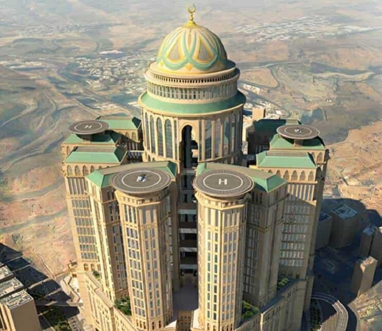 Abraj Kudai en imágenes: este es el hotel más grande del mundo que querrás conocer ni bien se pueda