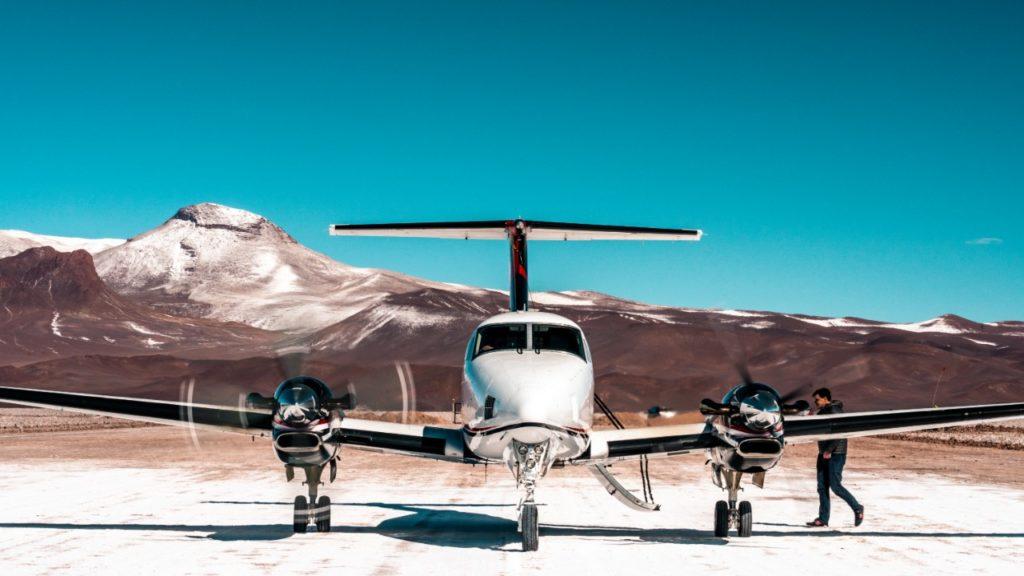 sobrevolar norte argentino
