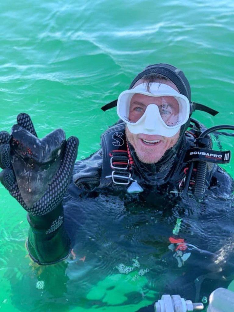 tiburon Michael Nastasio