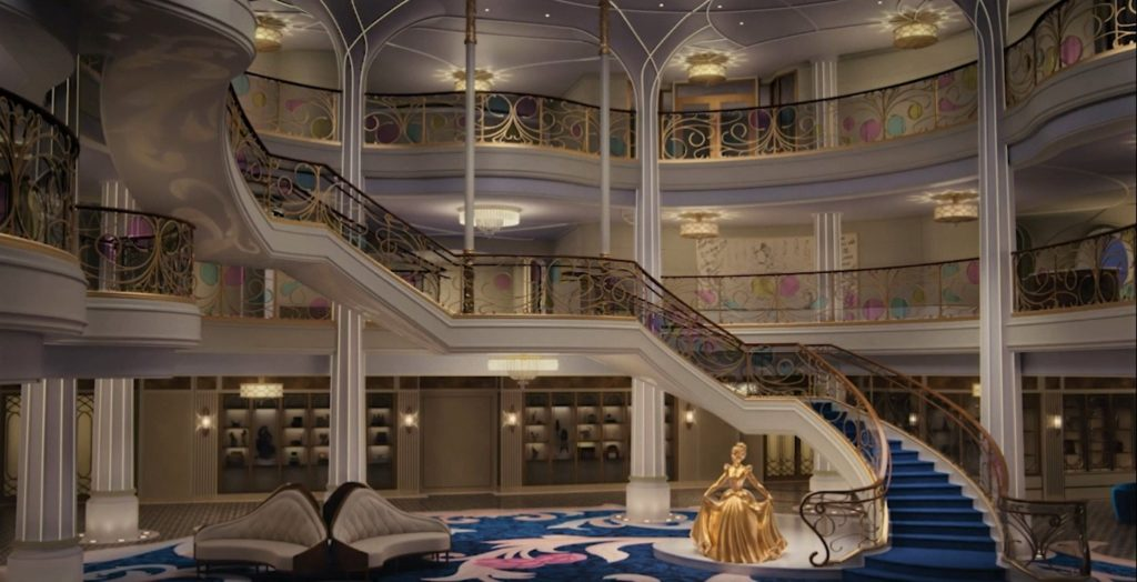 Disney Wish, la nueva incorporación a la flota de cruceros de Disney