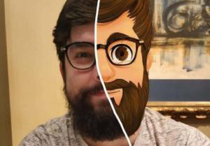 disney portrait