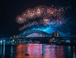 Sídney solicita a sus residentes que permanezcan en sus casas para el espectáculo de fuegos artificiales de Año Nuevo