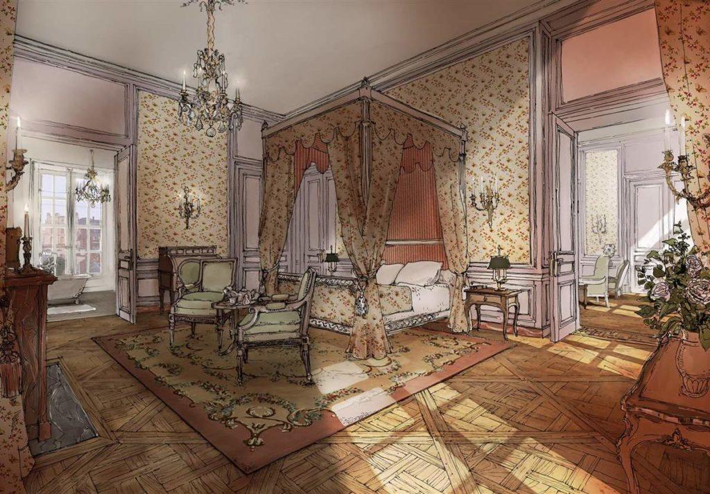 Abrirá un hotel dentro del Palacio de Versalles y será posible hospedarse en él por una tarifa de 1.700 euros