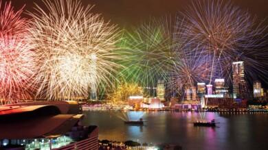 Hong Kong tendrá una celebración virtual para recibir el 2021
