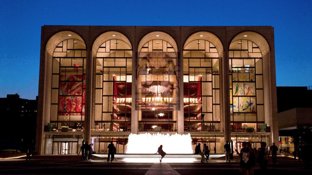 visitar Nueva York en 2021 Metropolitan Opera