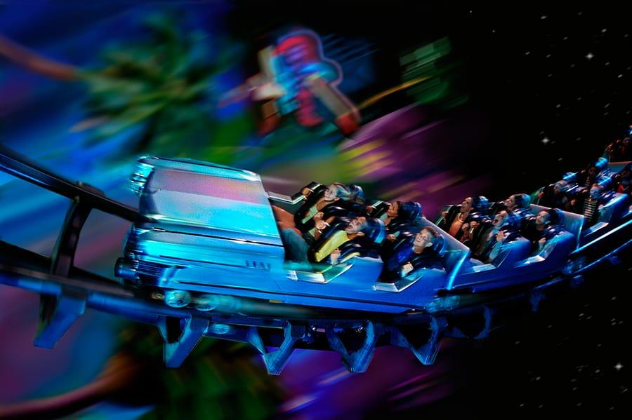 Algunas Atracciones De Walt Disney World Fueron Habilitadas Para Funcionar A Su Nivel De Capacidad Total