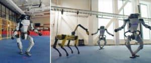 VIDEO - Esta compañía despide el año con sus robots moviéndose en la pista de baile con una gran coreografía