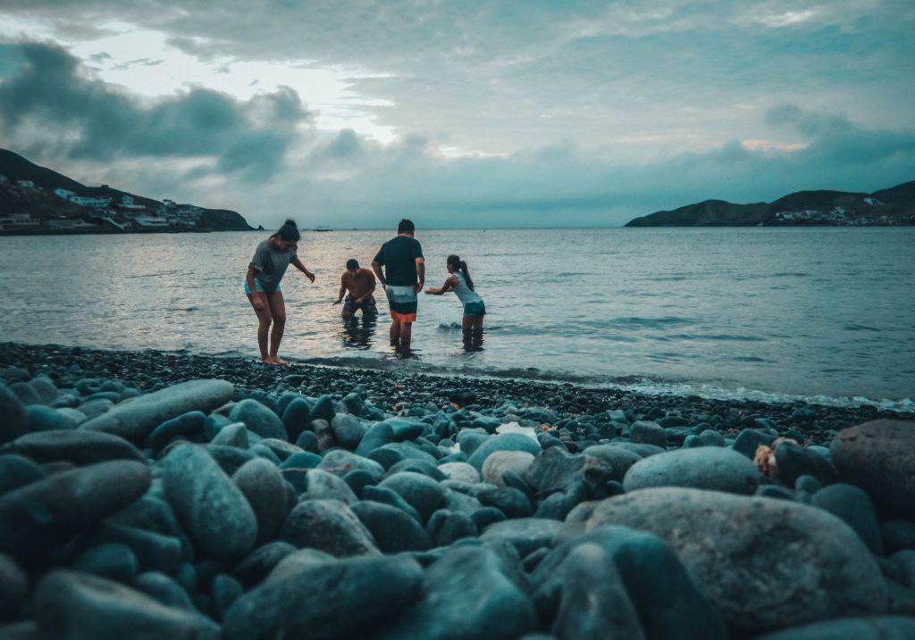 Las Autoridades De Perú Decidieron Extender El Cierre De Las Playas Para Evitar Las Aglomeraciones