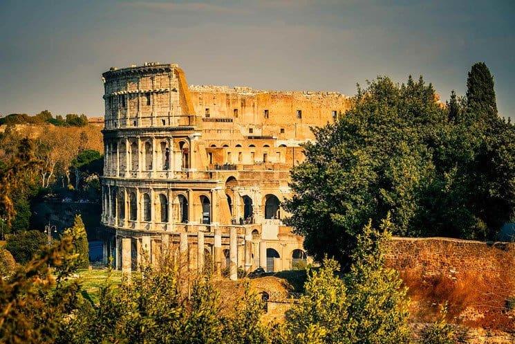 imagen Coliseo Romano El Coliseo Romano inicia una etapa de reconstruccion en este 2021 las obras permitiran contemplar tuneles subterraneos y disfrutar de eventos sobre la arena 2