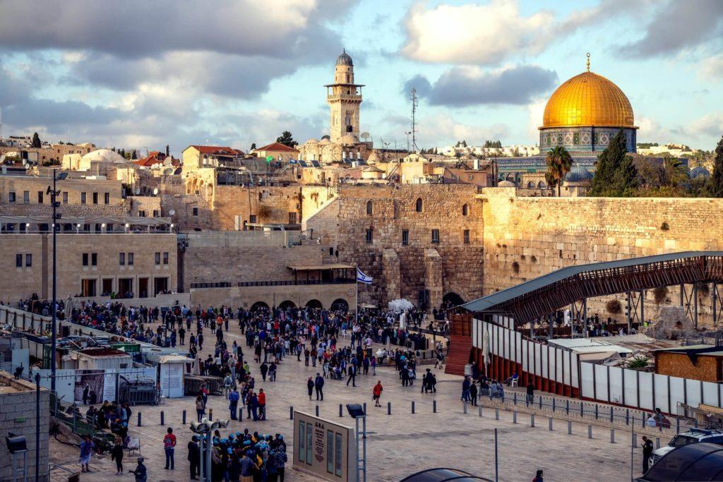 Jerusalén sander crombach uTjrKwK6N s unsplash 1