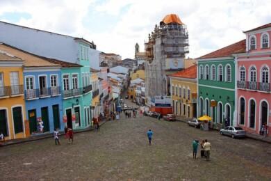 Pelourinho, Salvador de Bahía